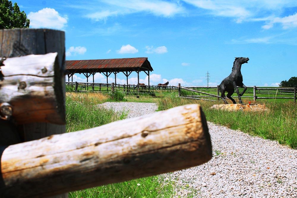 Jezdecký areál Stará pošta